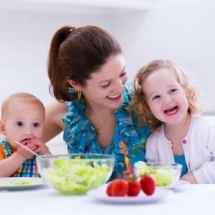 vegetarian-children