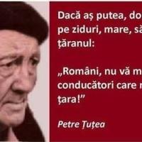 DIN CUGETARILE LUI PETRE TUTEA- parte 2!