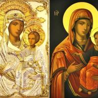 ISTORIA ICOANEI MAICII DOMNULUI PRODROMITA DE LA SFANTUL MUNTELE ATHOS
