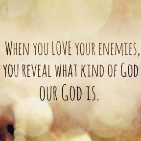 if-you-love-your-enemies