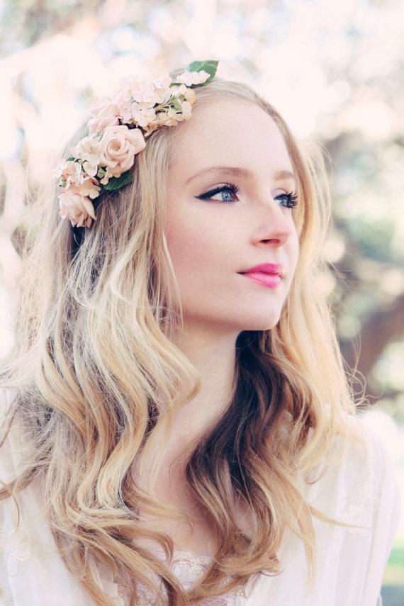flower-headpiece-bridal-headpiece-wedding-flower-crown-flower-for-hair-rose-flower-headband-ooak (1)