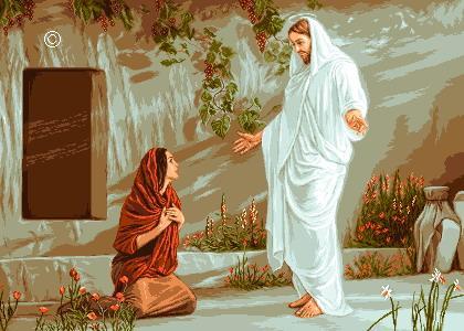 Isus-inviat-maria-Magdalena