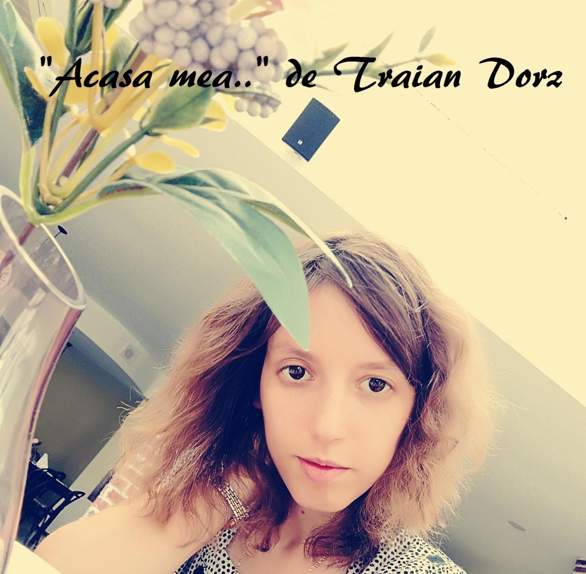 """ACASA MEA.."" de Traian Dorz"